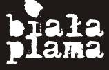 logo biała plama
